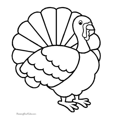 coloring pages of cooked turkey 153 free printable turkey coloring pages for the kids