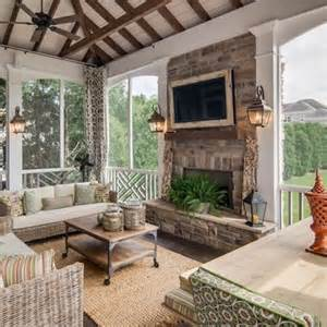 Screened Patio Designs Best 25 Porch Fireplace Ideas On Fireplace On