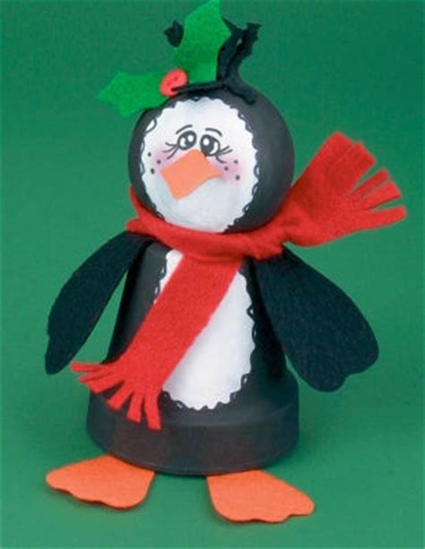 Animal Flower Pot Penguin 17 best images about flower pot crafts on crafts image search and jars