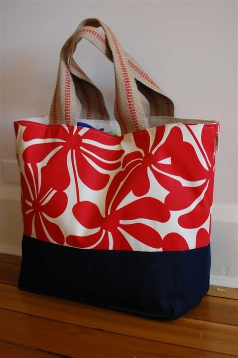 Handmade Bag Ideas - hold everything tote gift ideas handmade purses and