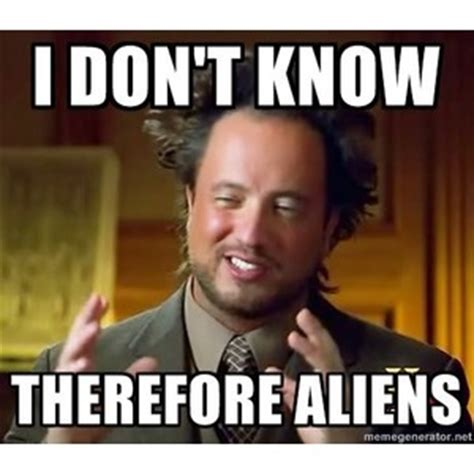 Know Youre Meme - ancient aliens know your meme polyvore