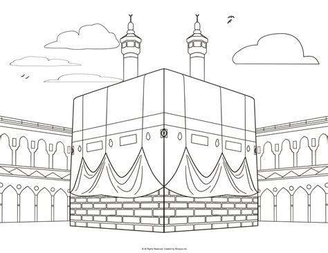 coloring pages islamic al isra wal miraj coloring page islamic studies