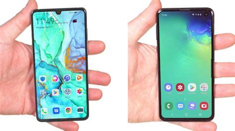 Huawei P30 Vs Samsung Galaxy S10e by σύγκριση High End Samsung Galaxy S10e Vs Huawei P30 Pcsteps Gr
