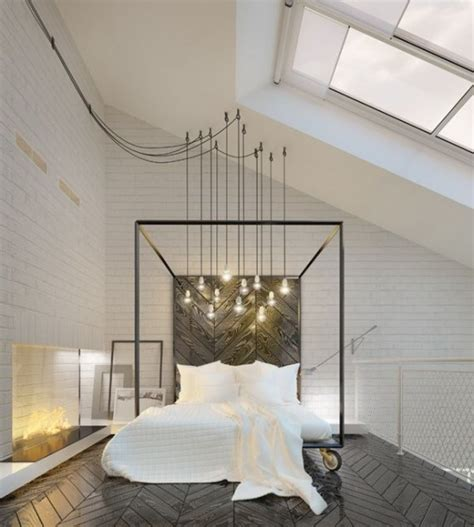 Bedroom Ideas Edgy A Statement In Your Bedroom 25 Edgy Industrial