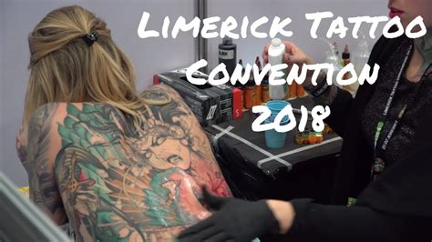 tattoo removal limerick limerick convention 2018