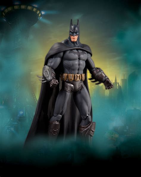 Arkham City dc collectibles update arkham city figures and more