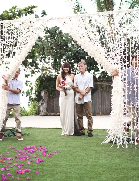 Wedding Ceremony Entrance by 43 Best Outdoor Wedding Entrance Ideas Pink Lover