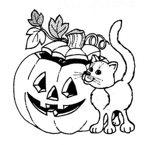 imagenes calabazas halloween para imprimir dibujos para colorear una calabaza es hellokids com