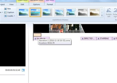 windows movie maker voice over tutorial how to add voice over to video in windows movie maker
