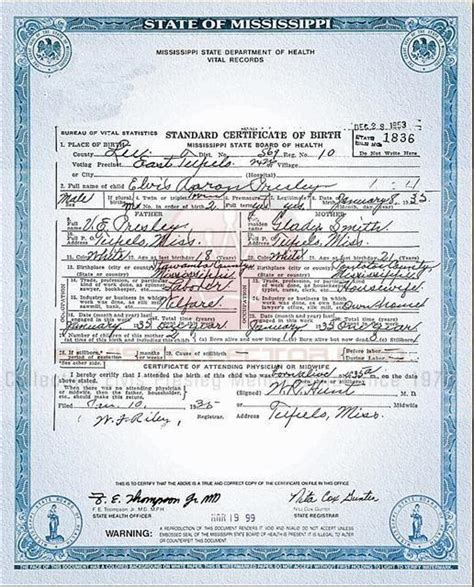 Mississippi Divorce Records Elvis And Unique