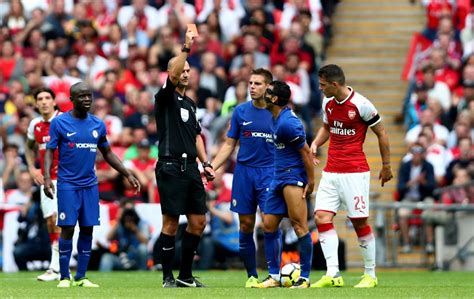 arsenal vs chelsea 2017 community shield final 2017 arsenal vs chelsea