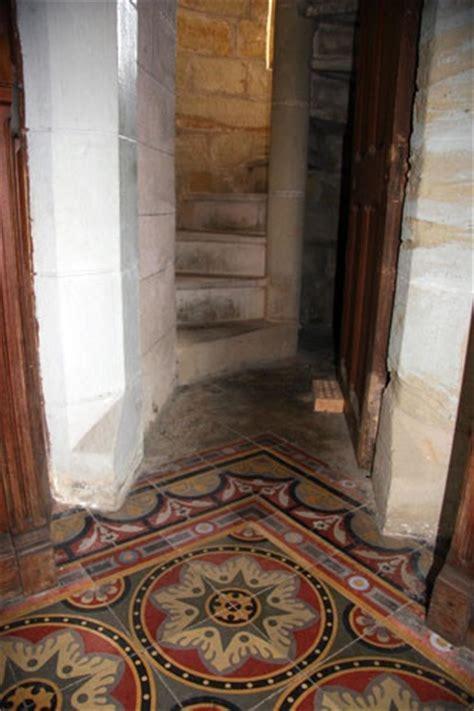 Rennes le Château. Interno della torre Magdala. Qui il