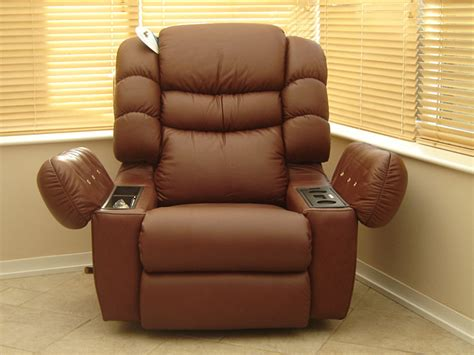 recliner with cooler in armrest recliner archives alan gregerman blog