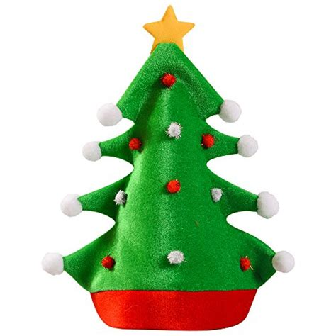 christmas hat adult christmas tree hat novelty hats