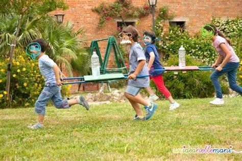 giochi da cortile per bambini giochi di compleanno per bambini da fare in casa