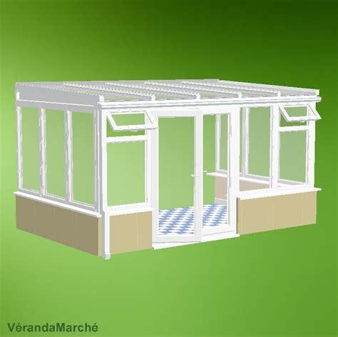 veranda kit veranda en kit la traditionnelle 3 les kits moins chers