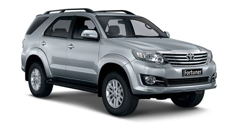 toyota fortuner hire pace car rental
