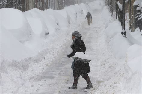 Boston Records Did Boston Snow Records Winter Snowfall Totals Could Exceed Previous High With