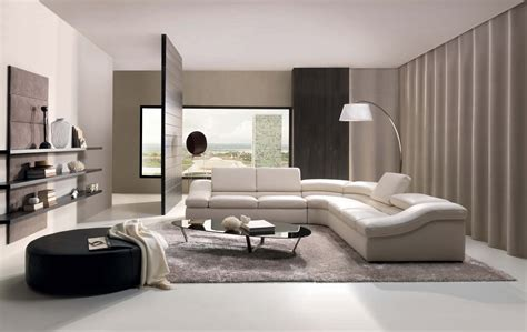 Modern Living Room Interior Design   Modern World Furnishing Designer