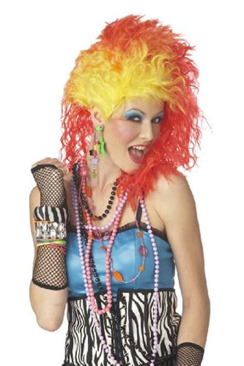 cyndi lauper wig 25 of the best 80s fancy dress ideas for women costume mama