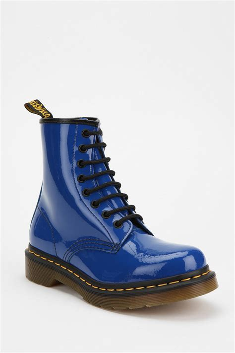 Sepatu Boot Dr Marten Code Dr 01 blue dr martens pictures to pin on pinsdaddy
