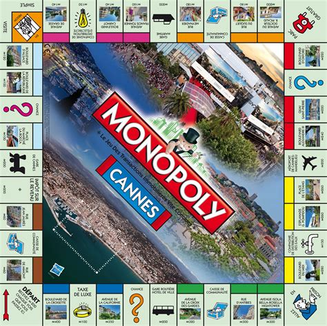 Monopoli Monopoly International monopoly cannes