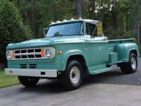 1969 dodge d300 dually restored by dan kostelny and