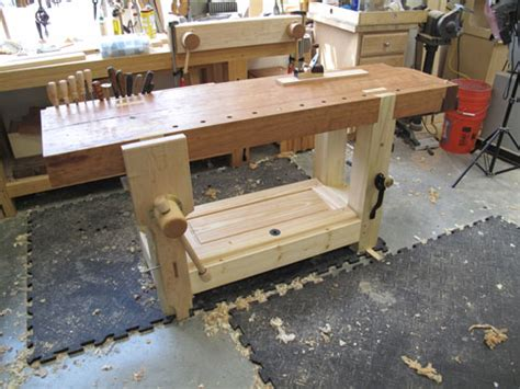 workbench plans  metric  woodworking