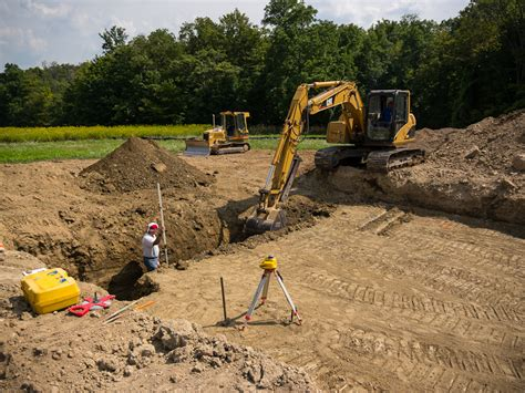 excavating a basement digging in paul duncan
