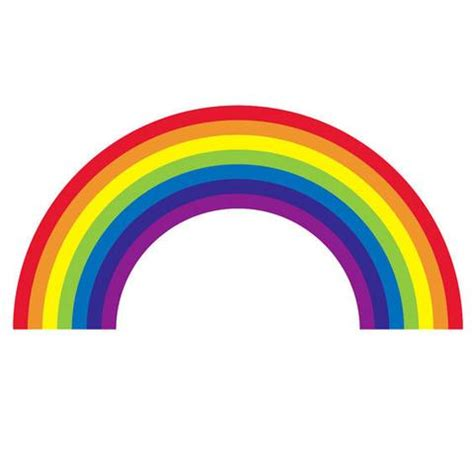 rainbow wall stickers uk rainbow wall sticker wall
