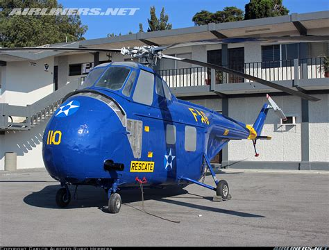 sikorsky uh 19b chickasaw s 55d guatemala air aviation photo 4116957 airliners net