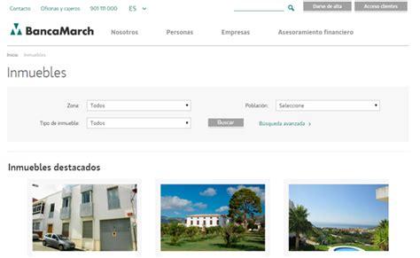 subasta de pisos embargados por bancos march portal inmobiliario pisos de embargos por
