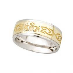 claddagh rings sterling silver 10k gold gents celtic claddagh ring
