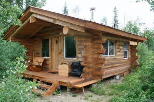 Small Log Cabin Blueprints small cabin plans