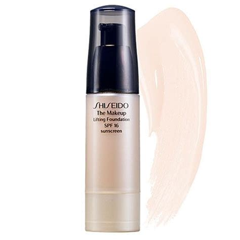 Makeup Shiseido shiseido makeup radiant lifting foundation reviews