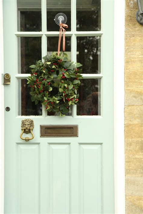 Modern Country Style Case Study Farrow And Ball Powder Blue Front Door Colours Farrow And