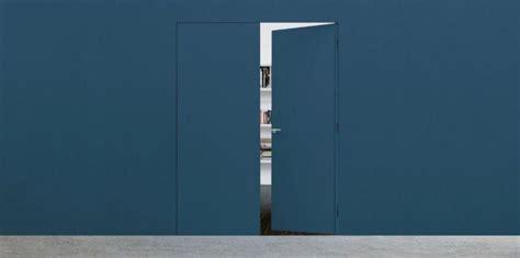 porte a filo muro nuove porte interne a filo muro