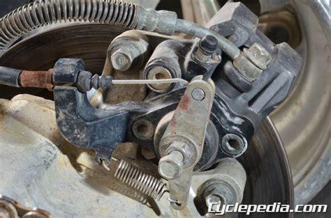 raptor 660 swing arm bearing replacement cyclepedia yamaha yfm 660 raptor service manual cyclepedia
