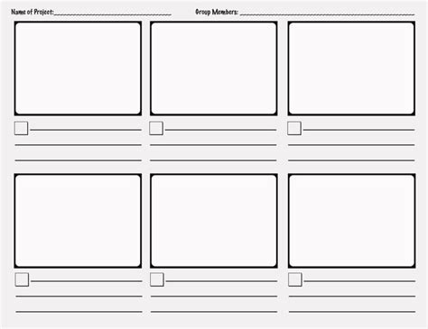 layout animation pdf storyboard template printable pdf word find all