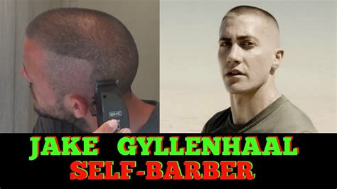 jake gyllenhaal high and tight how to cut your hair like jake gyllenhaal in jarhead