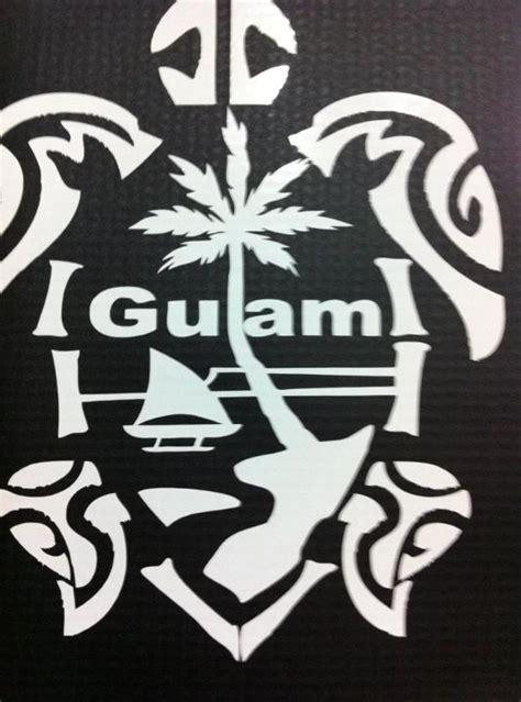 guam tribal tattoo designs guam seal with tribal turtle decal www mangofix