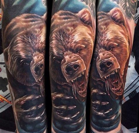 tipos de imagenes figurativas realistas estilos de tatuajes realismo