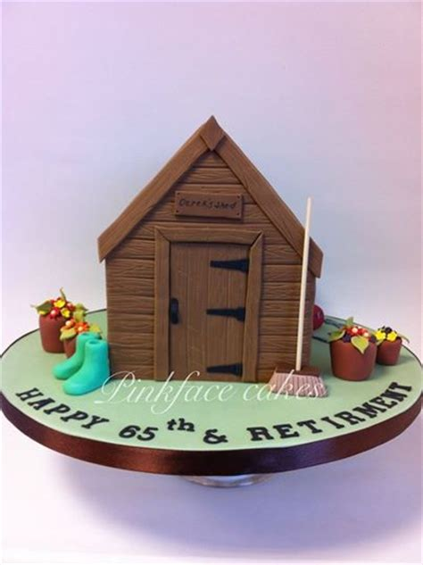 Shed Cakes by The World S Catalog Of Ideas
