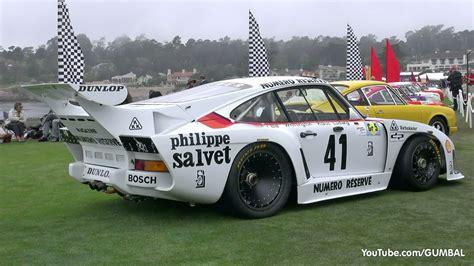 porsche 935 k3 porsche 935 k3 kremer turbo coupe exhaust sounds