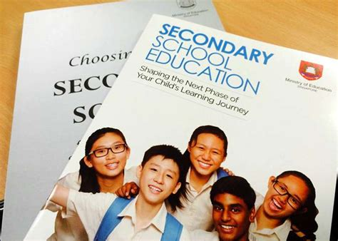 the next phase choosing a secondary school