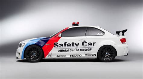 Morgan Cars Aufkleber by Bmw 1 Series M Coupe 2011 Motogp Safety Car Car Magazine