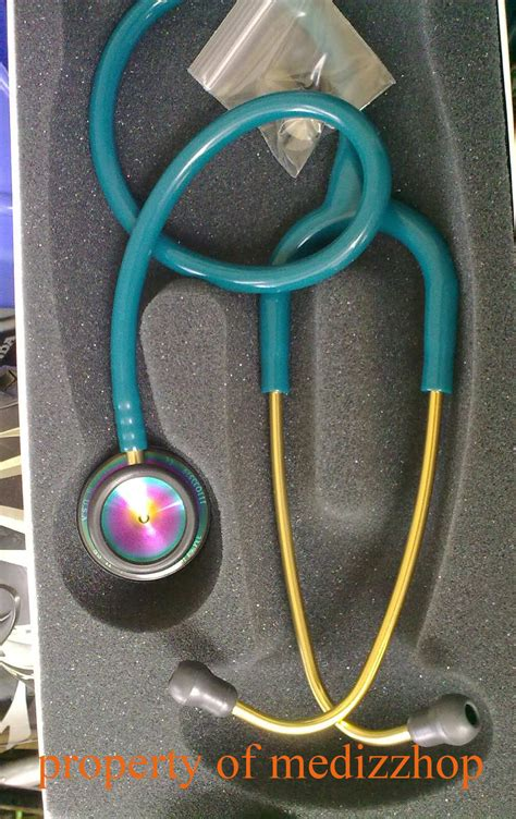 Alat Kesehatan Stetoskop Littmann littmann rainbow finish copy alat kesehatan alat medis alat kedokteran alkes