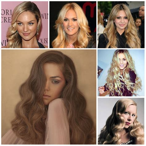 And Wavy Hairstyles Pictures by 2016 Subtle Wavy Hairstyles For Hair 2017 Haircuts