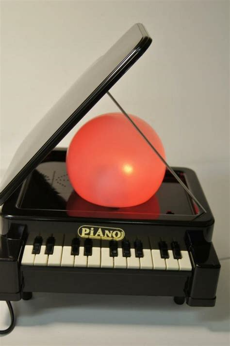 piano mat with lights baby grand piano light by iem you can really play color