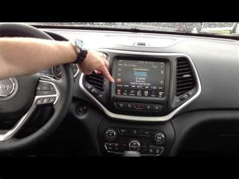 2014 jeep uconnect 8 4 customer programmable
